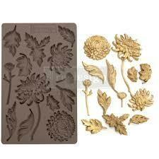 Botanist Floral - Redesign Decor Moulds - Prima