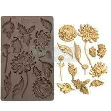Botanist Floral - Redesign Decor Moulds - Prima