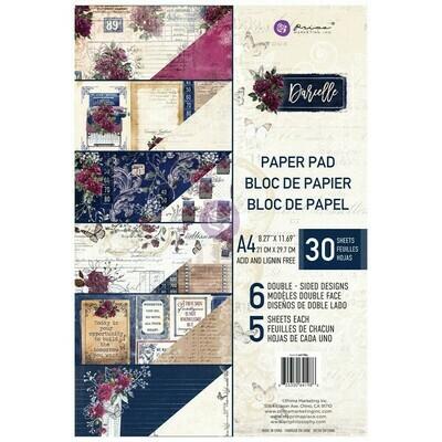 Darcelle A4 Paper Pad - Prima Marketing