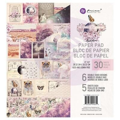 Moon Child 8 x 8 Paper Pad - Prima Marketing
