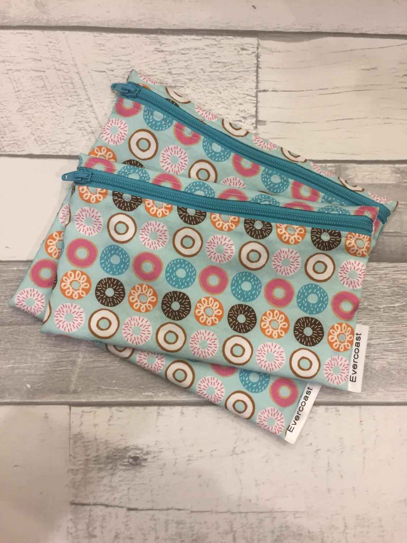 Reusable Snack Bag Set