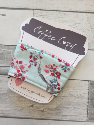 Take Out Coffee Cozy