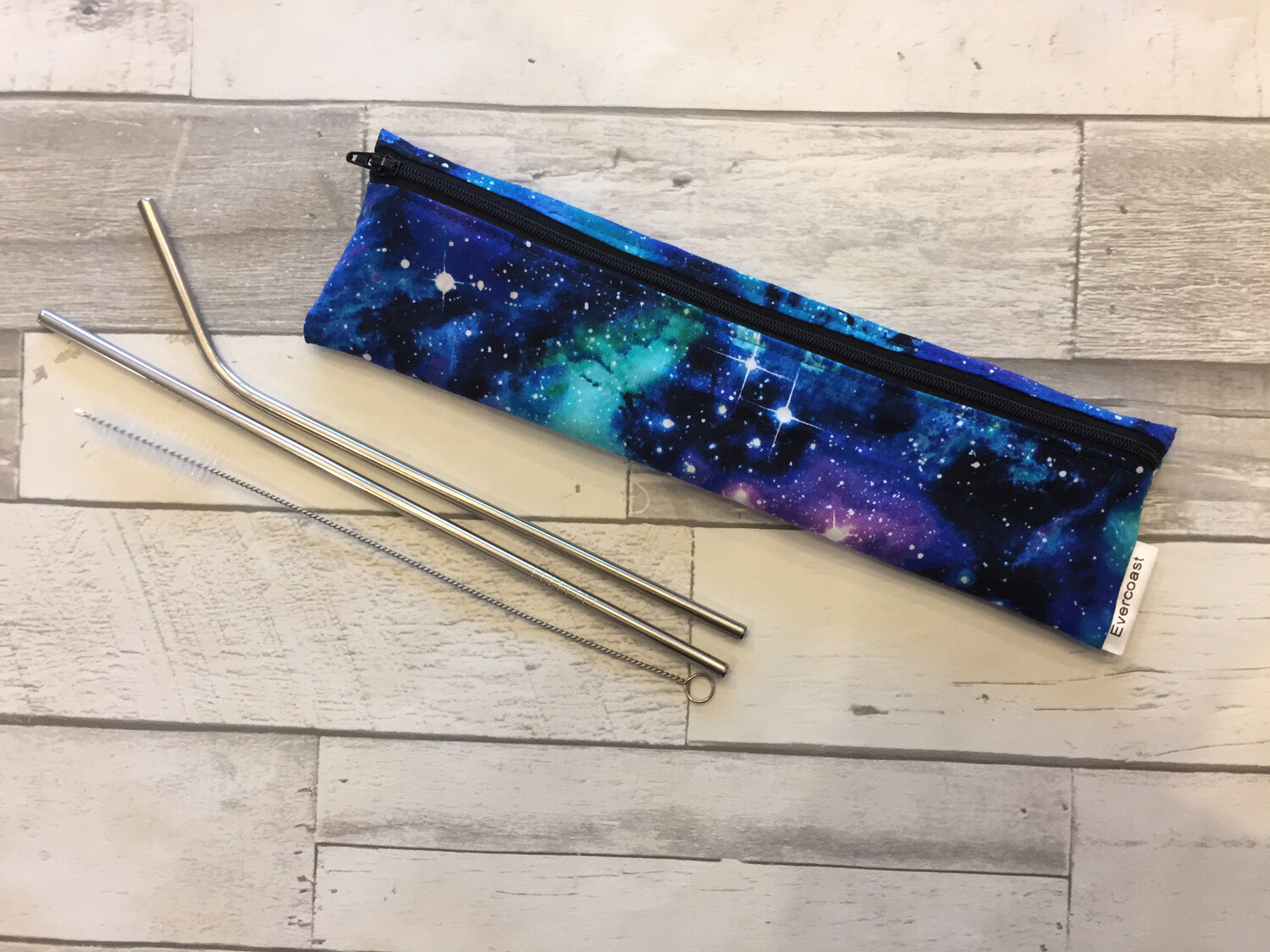 Reusable Straw/Utensil Bag