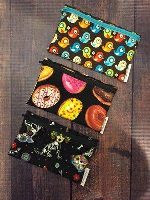 CUSTOM ORDER - Reusable Snack Bag