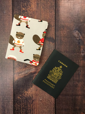 2 Pocket Passport Holder