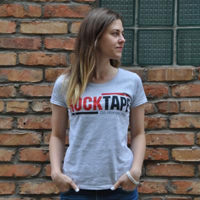 Футболка RockTape женская