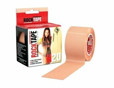 RockTape H2O, 5см х 5м, телесный