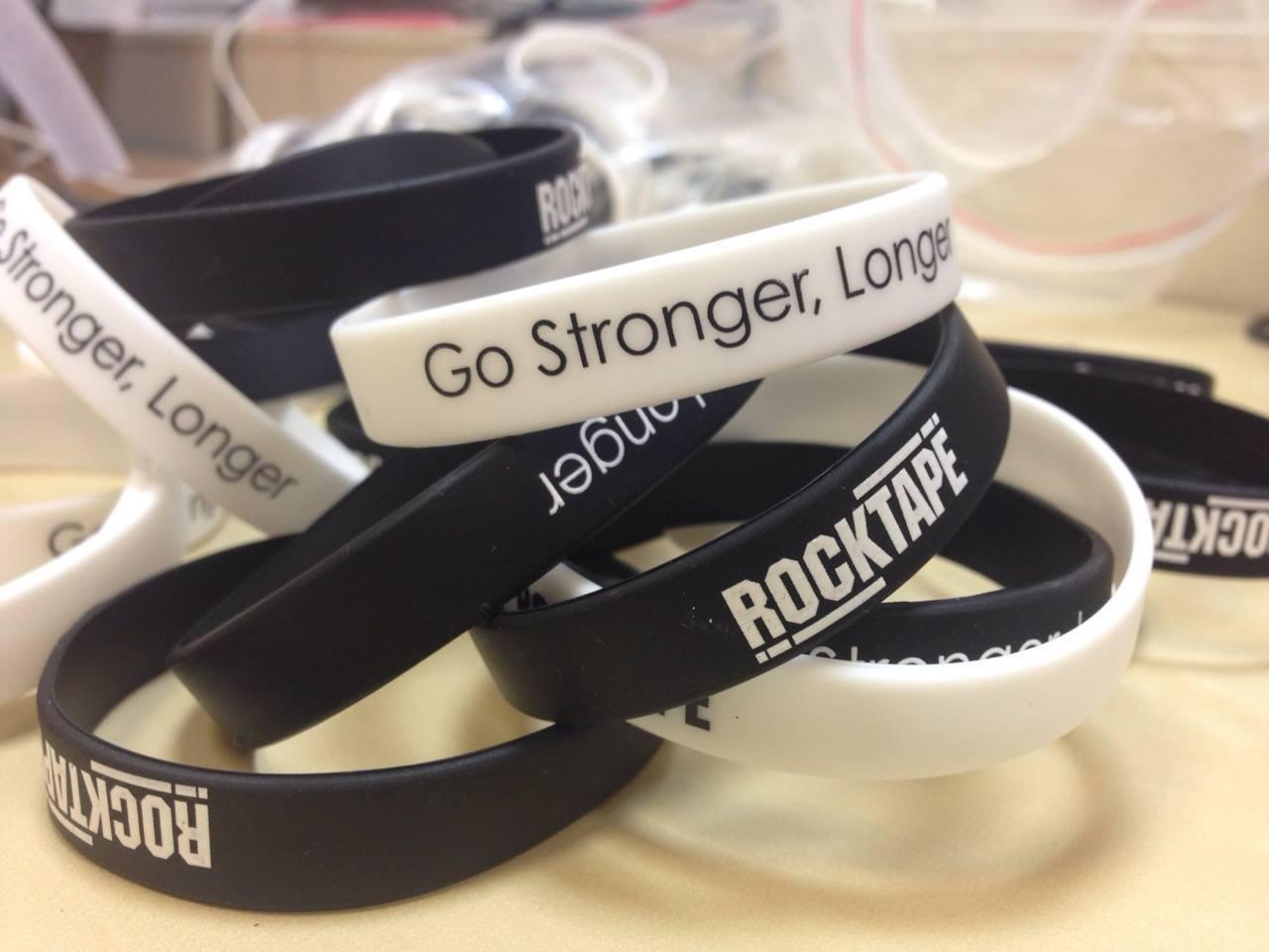 RockTape, силиконовый браслет RTBnd-