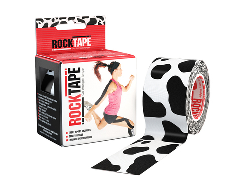 RockTape, 5см х 5м, Cow