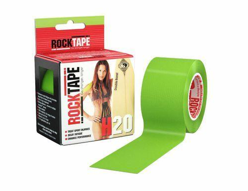 RockTape H2O, 5см х 5м, лаймо-зеленый RCT100-NGNH2O-OS
