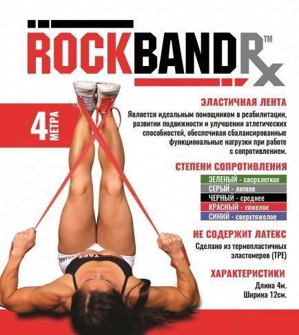 RockBandRx, 4м