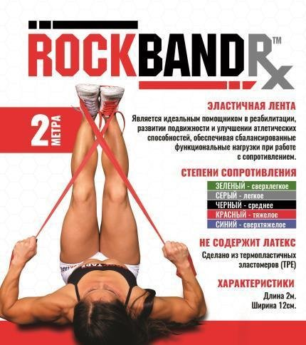 RockBandRx, 2м