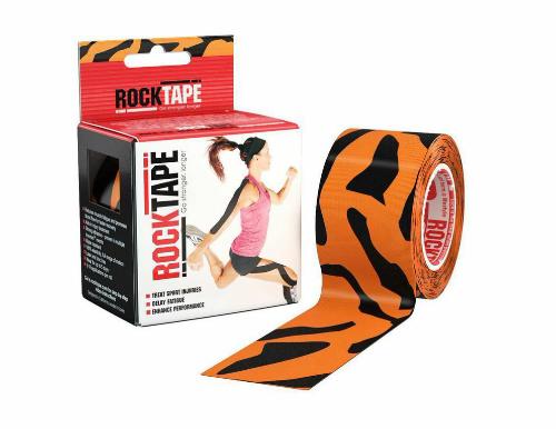 RockTape, 5см х 5м, Tiger RCT100-TGR-OS