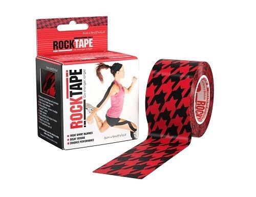 RockTape, 5см х 5м, Houndstooth RCT100-HDST-OS