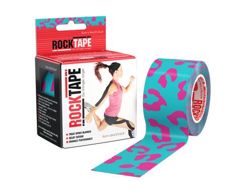 RockTape, 5см х 5м, Miami Katz