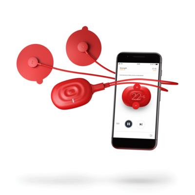 PowerDot Uno 2.0, красный