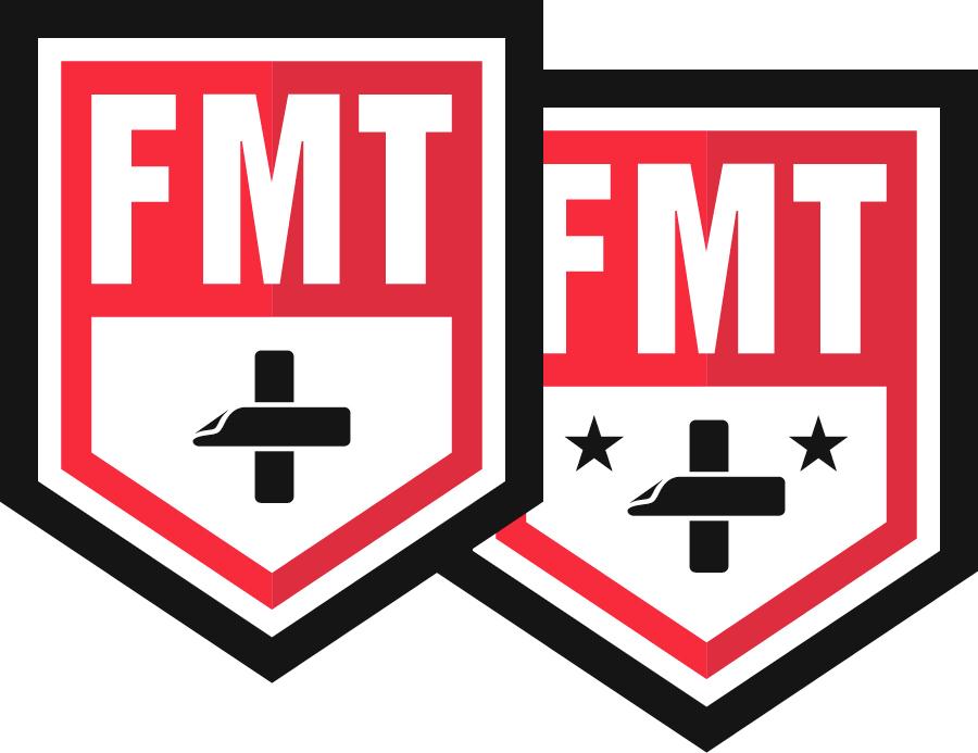 20-21 июля 2019 / Москва / FMT Basic+Performance: кинезиотейпирование 00900