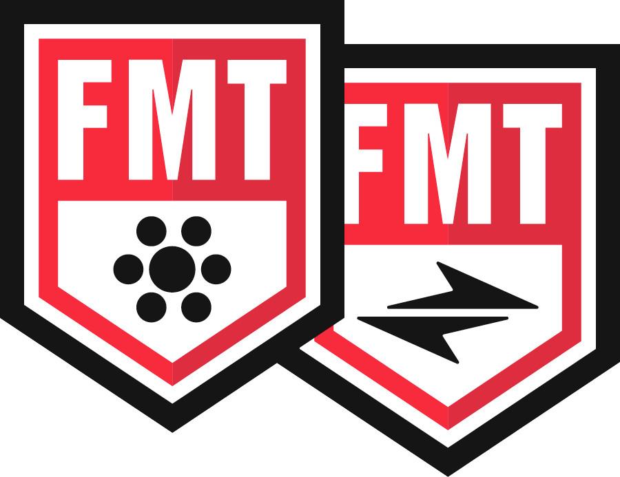 8 марта 2020 / Москва / FMT RockPods + FMT RockFloss