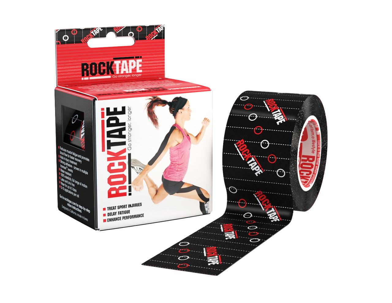 RockTape, 5см х 5м, clinical