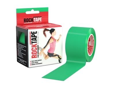 RockTape, 5см х 5м, зеленый