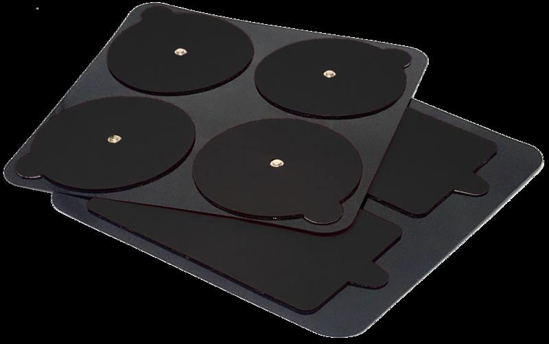 Электроды для PowerDot 2.0, черные Mpadb1
