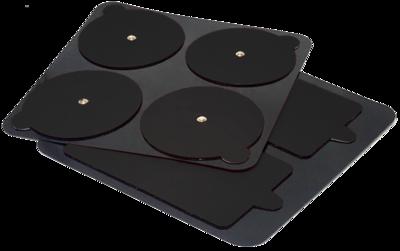 Электроды для PowerDot 2.0, черные