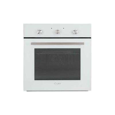 Lex EDM 070 WH стекло белое