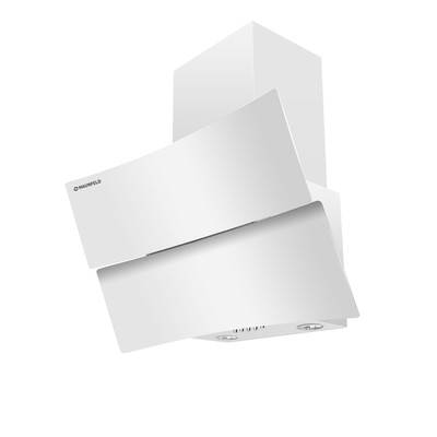 MAUNFELD PLYM ARCA 60 White Glass White