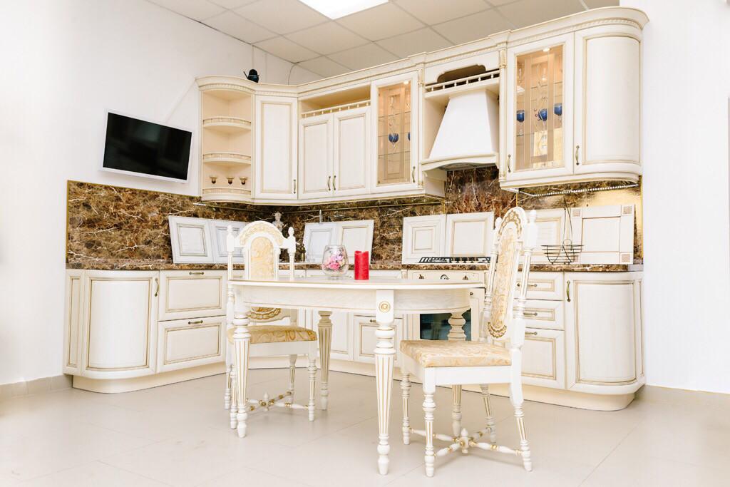 Кухня   Ясень     Млечный     Наяда 2