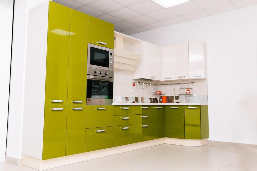 Кухня   Пленка   АГТ   Зеленый Беж