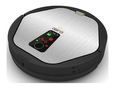 Пылесос-робот iClebo Arte 12Вт серый/черный
