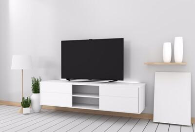 TV-консоль | Минимализм 2