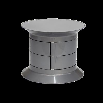 Прикроватная тумба Elio gray