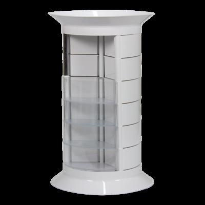 Тумба для ванной комнаты Ofelia Plus white