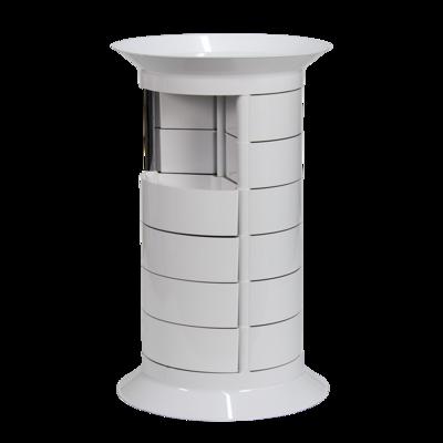 Тумба для ванной комнаты Ofelia white