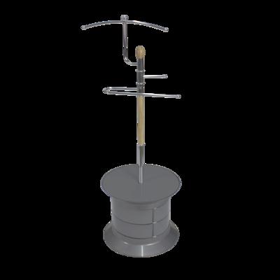 Костюмная вешалка Oscar Plus gray