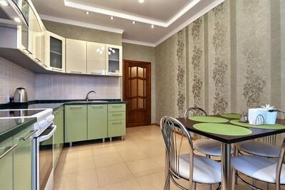 Кухня | Пленка | Глянец | Ванильный фисташковый