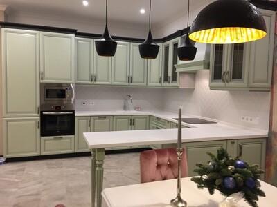 Кухня  | Бук | Фисташка | Клио