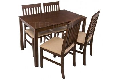 Обеденная группа Луар (стол и 4 стула)