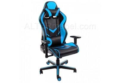 Racer черное / голубое