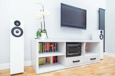 TV-консоль | Белый 2