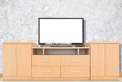 TV-консоль | Ретро
