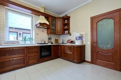 Кухня   Бук   Коричневый   Виктория