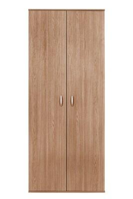 Двери ЛДСП для распашного шкафа