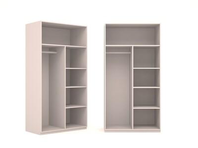 Корпус шкафа | Полки || Штанга 2