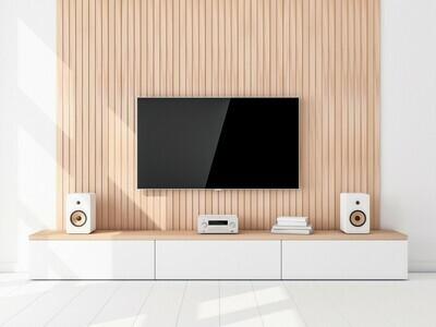 TV-консоль Некст