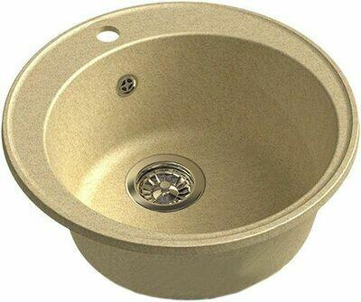 Кухонная мойка Granfest 480 GF-Quarz (ECO-08)