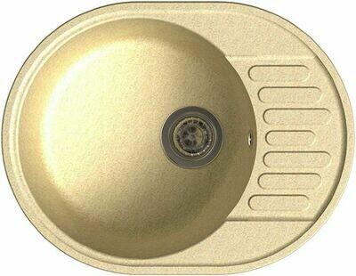 Кухонная мойка Granfest 580 GF-Quarz (ECO-58)