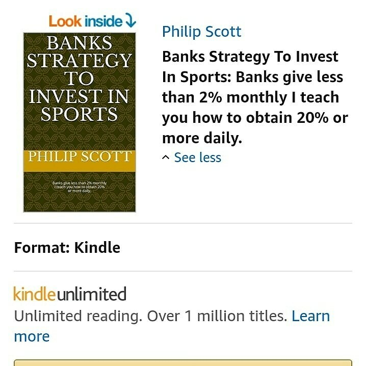 Banks Strategy to invest in sports