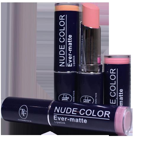 Матовая помада Nude Color Ever-Matte